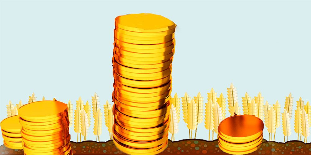 Un cuento sobre la avaricia para los niños: El cultivo del oro