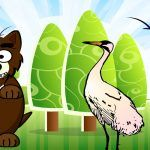 Fábula de Esopo sobre la precaución: el lobo y la grulla