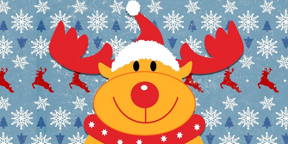 Un cuento de navidad para niños: Rodolfo el reno