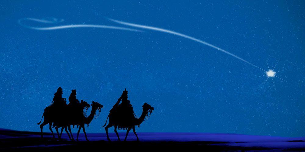 Historia bíblica para niños de los Reyes Magos