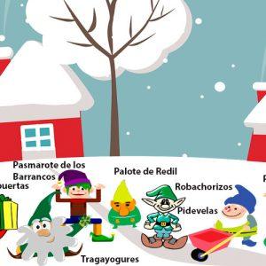 Los 13 hombrecillos de la Navidad. Leyenda navideña de Islandia