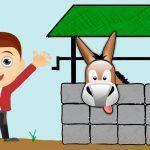 El granjero y la mula, un cuento para niños sobre el esfuerzo