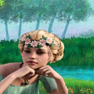 La leyenda de Eco. Historia de la mitología griega para niños