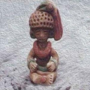 Los duendes Aluxes. Leyenda maya para niños