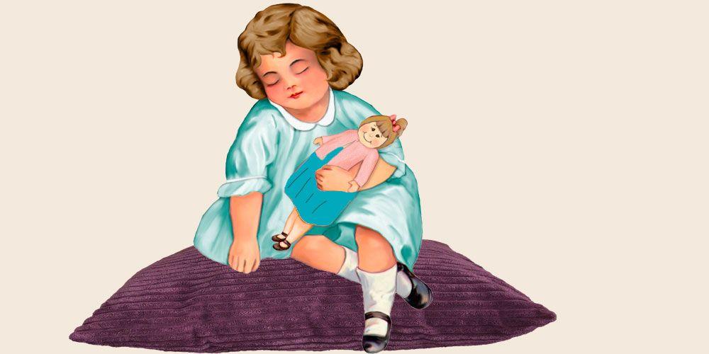 Una canción clásica para niños: Tengo una muñeca vestida de azul