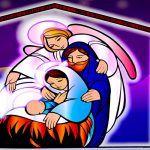 Nacimiento del niño Dios