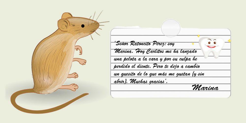 Cuento para niños sobre el Ratoncito Pérez