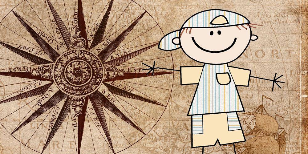 Cuento para niños sobre la autonomía: Andrés Trotamundos