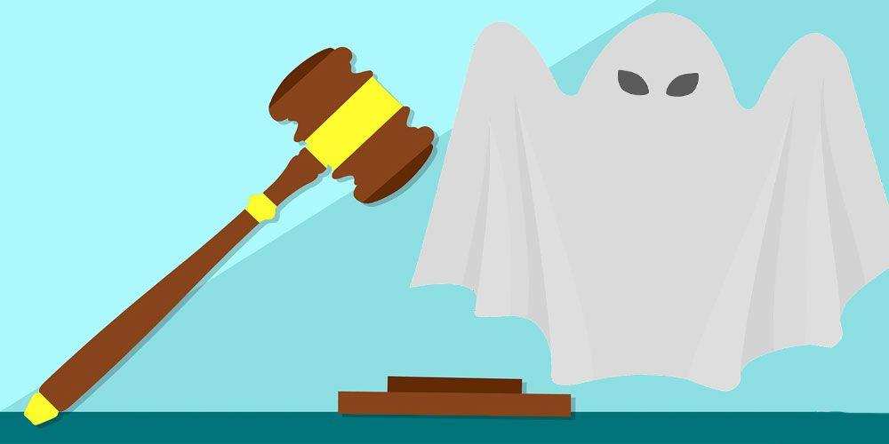 Cuento de fantasmas: el acusador fantasmal