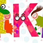 Greguerías de letras para niños
