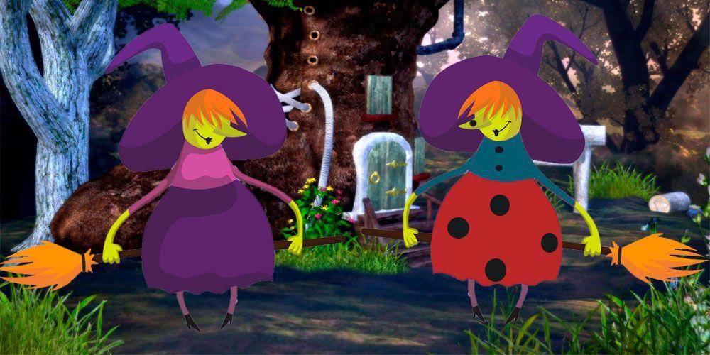 El zapatero y las brujas, una divertida obra de teatro infantil