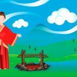 Fábula de la madre Wang, una fábula sobre la avaricia para niños