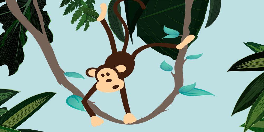 Una fábula sobre la prepotencia: El mono hábil