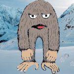La leyenda del Yeti o el abominable hombre de las nieves de Himalaya