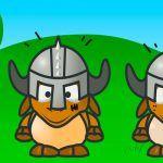 El pintor de búfalos, una fábulas sobre la humildad