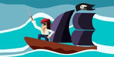 Canción del pirata, de Espronceda, para niños