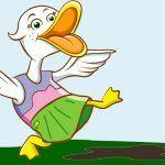 La pata mete la pata, una poesía de Gloria Fuertes para niños