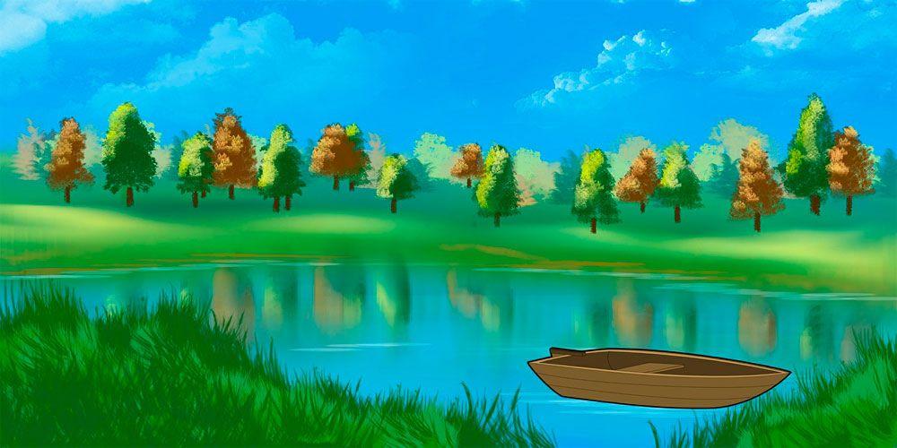 El bote vacío, un cuento budista sobre la ira para adultos y adolescentes