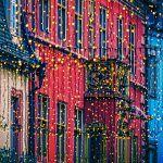 Navidades infantiles en Gales, cuento de Navidad para niños