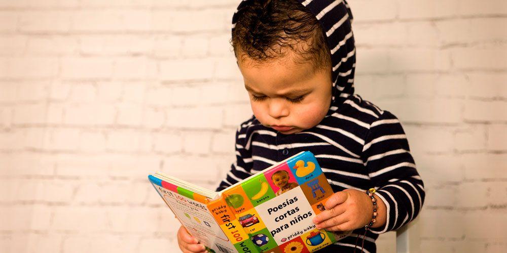 Poesías cortas para niños pequeños