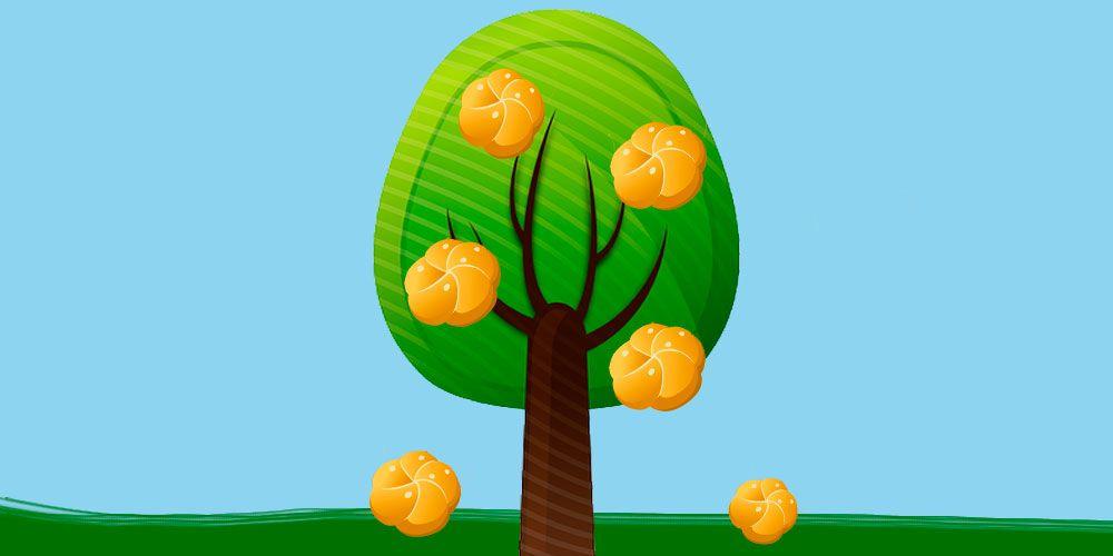 Leyenda el árbol del pan