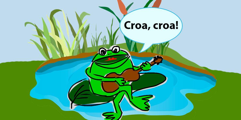 Los animales cantores, un cuento para niños pequeños muy divertido
