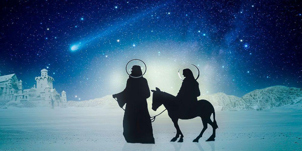 Camino de Belén, una poesía de Navidad