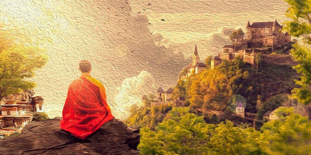La prueba, un cuento budista sobre las tentaciones y la conciencia