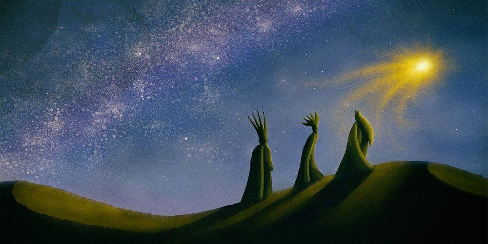 Quiénes son los tres reyes, un libro sobre el conocimiento interior