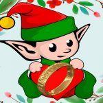 El anillo del elfo, un antiguo cuento suizo para niños