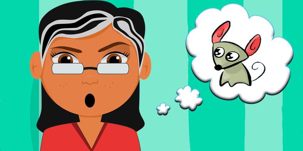 Ratonofobia, un cuento infantil sobre las fobias