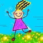 A los verdes prados, poesía para niños de Lope de Vega