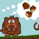 Los monos y las castañas, una fábula china sobre la persuasión