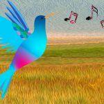 Un cuento de Tanzania para niños: El ave que hechizaba con su canto