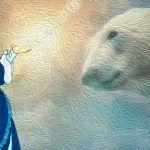 Al este del sol y al oeste d ela luna o el rey oso blanco