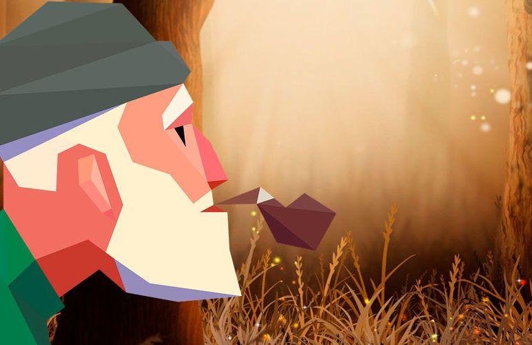 Elanciano y las hadas, un cuento corto originario de Gales