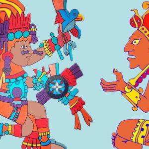 Leyenda de la creación del hombre según los mayas