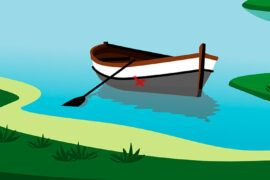 Una fábula china para pensar: La marca de la barca