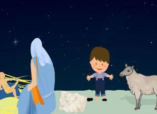 Un villancico y un cuento de Navidad para niños: El niño Manuelito