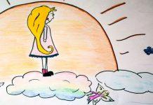 Un cuento lleno de fantasía: María en el país de las hadas
