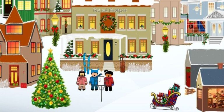 Villancico de Navidad para niños: La primera Navidad