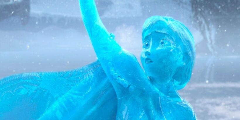 Obra de teatro de Frozen: última escena