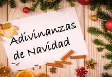 Adivinanzas infantiles relacionadas con la Navidad