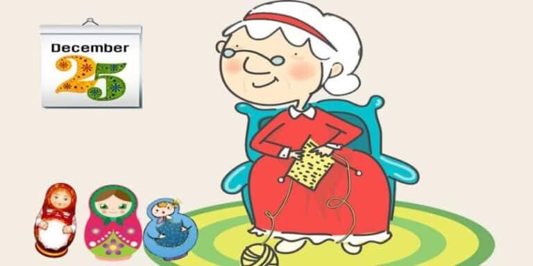 Una preciosa leyenda de Navidad para niños: Babushka