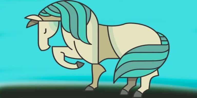 Fábula corta sobre las opiniones: El caballo que no había sido robado