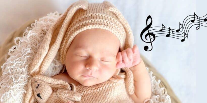 Canciones de cuna para bebés