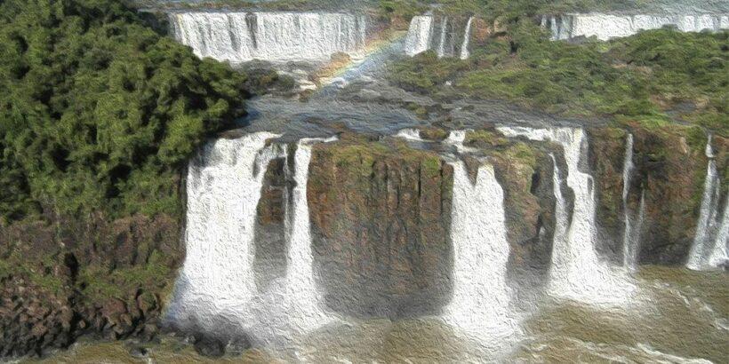 Leyenda de Argentina para niños: leyenda de las cataratas de Iguazú