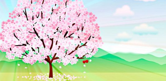 El hueso de la cereza, una fábula sobre las recompensas a las buenas acciones y al esfuerzo