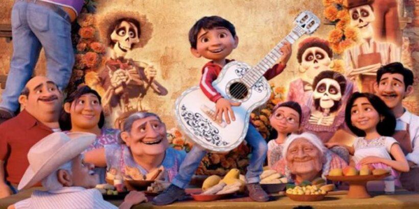 Coco, la película, versionada en cuento infantil