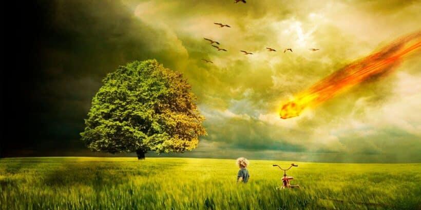 Cuento de ciencia ficción de Lovecraft: El color que cayó del cielo